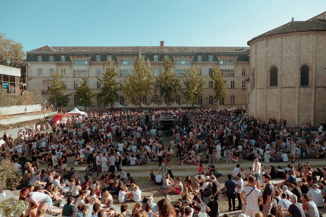 Bordeaux Open Air, 2018 edition