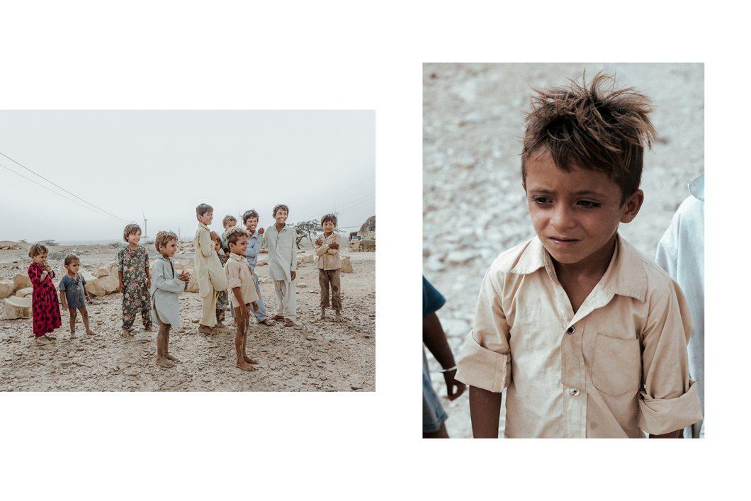 Portrait enfants Inde 2018