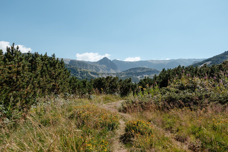 Rila Lakes landscape Photo